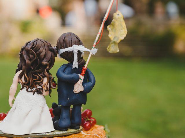 Il matrimonio di Iacopo e Giulia a Chiusdino, Siena 91
