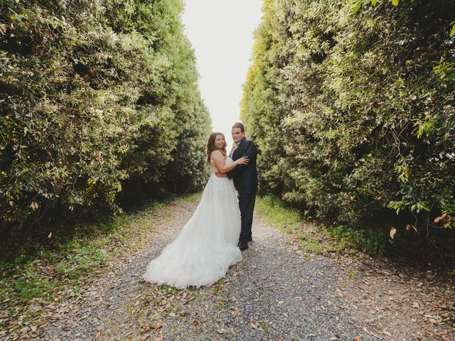 Il matrimonio di Iacopo e Giulia a Chiusdino, Siena 105