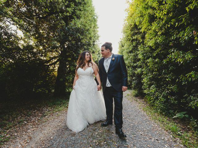Il matrimonio di Iacopo e Giulia a Chiusdino, Siena 107