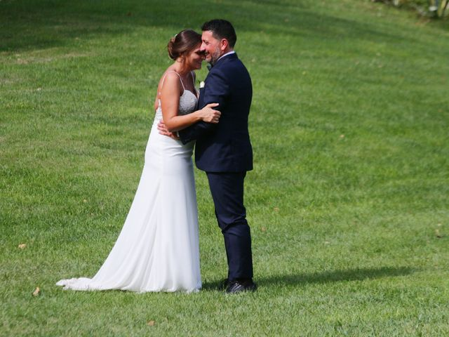 Le nozze di Melina e Mariano