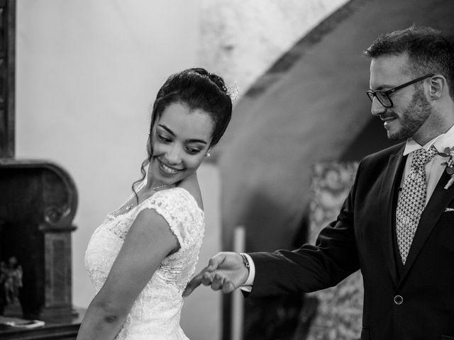 Il matrimonio di Vanessa e Leonardo a Acquasparta, Terni 3
