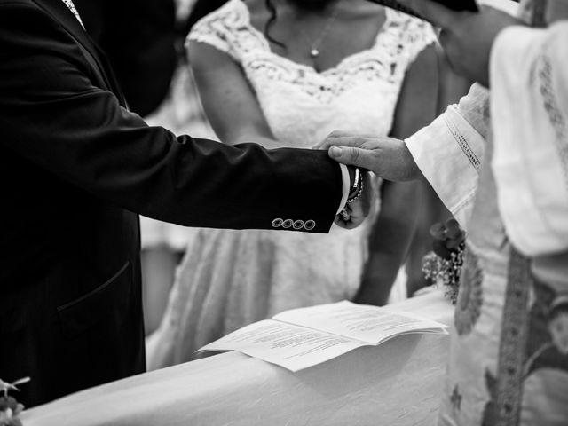 Il matrimonio di Vanessa e Leonardo a Acquasparta, Terni 4