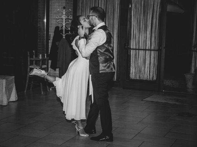 Il matrimonio di Vanessa e Leonardo a Acquasparta, Terni 18
