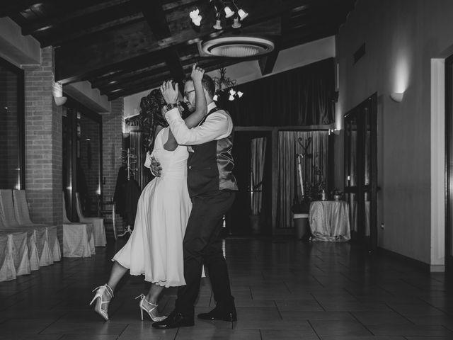 Il matrimonio di Vanessa e Leonardo a Acquasparta, Terni 19