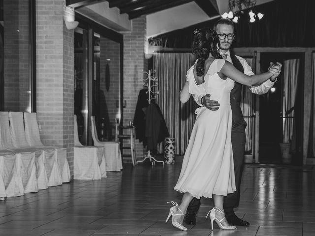 Il matrimonio di Vanessa e Leonardo a Acquasparta, Terni 20