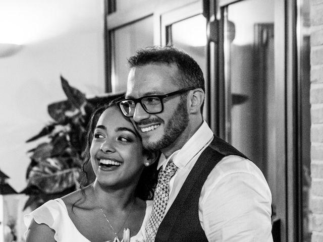 Il matrimonio di Vanessa e Leonardo a Acquasparta, Terni 22