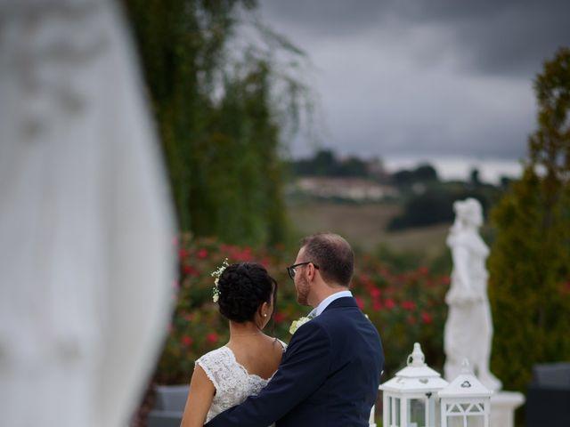 Il matrimonio di Vanessa e Leonardo a Acquasparta, Terni 24