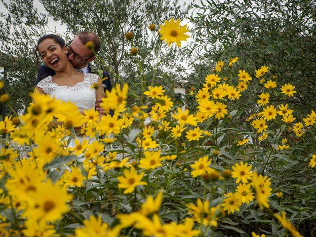 Il matrimonio di Vanessa e Leonardo a Acquasparta, Terni 25