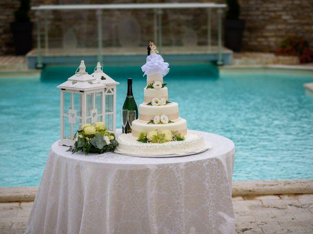 Il matrimonio di Vanessa e Leonardo a Acquasparta, Terni 26