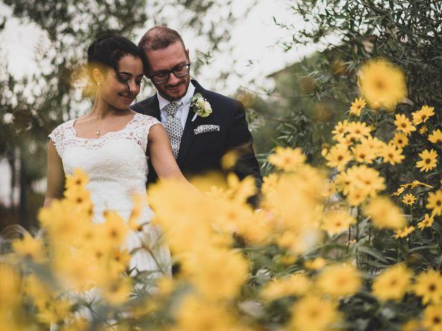 Il matrimonio di Vanessa e Leonardo a Acquasparta, Terni 27