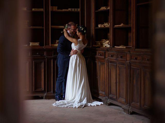 Il matrimonio di Vanessa e Leonardo a Acquasparta, Terni 33