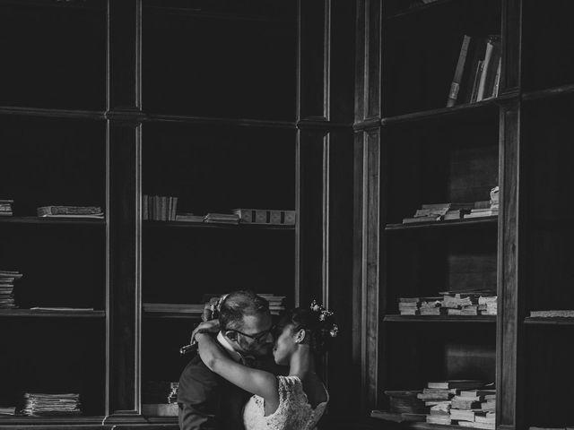 Il matrimonio di Vanessa e Leonardo a Acquasparta, Terni 35