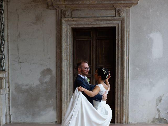Il matrimonio di Vanessa e Leonardo a Acquasparta, Terni 36