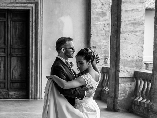 Il matrimonio di Vanessa e Leonardo a Acquasparta, Terni 2