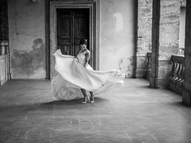 Il matrimonio di Vanessa e Leonardo a Acquasparta, Terni 40