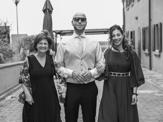 Il matrimonio di Andrea e Giulia a Ferrara, Ferrara 17
