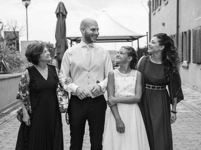 Il matrimonio di Andrea e Giulia a Ferrara, Ferrara 18