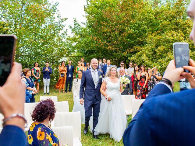 Il matrimonio di Andrea e Giulia a Ferrara, Ferrara 24