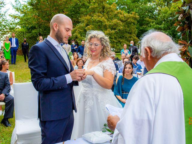 Il matrimonio di Andrea e Giulia a Ferrara, Ferrara 32