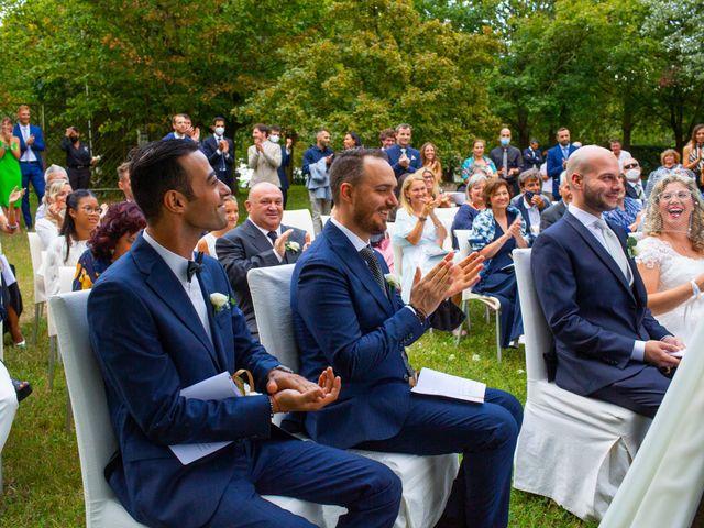 Il matrimonio di Andrea e Giulia a Ferrara, Ferrara 33