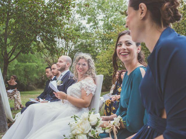 Il matrimonio di Andrea e Giulia a Ferrara, Ferrara 34