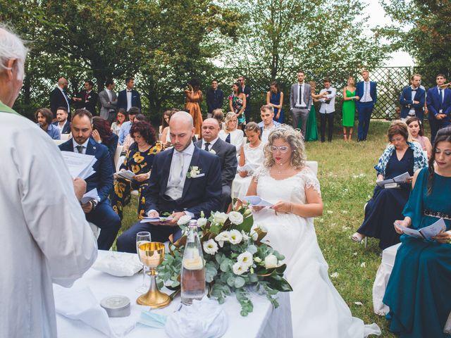 Il matrimonio di Andrea e Giulia a Ferrara, Ferrara 35
