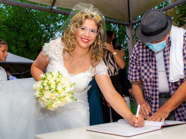 Il matrimonio di Andrea e Giulia a Ferrara, Ferrara 40