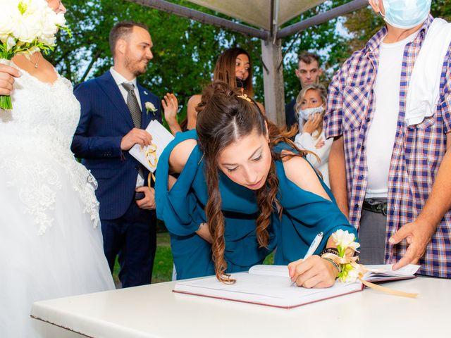 Il matrimonio di Andrea e Giulia a Ferrara, Ferrara 41