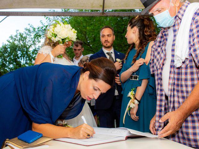 Il matrimonio di Andrea e Giulia a Ferrara, Ferrara 42