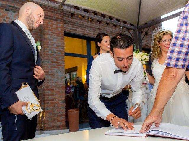Il matrimonio di Andrea e Giulia a Ferrara, Ferrara 43