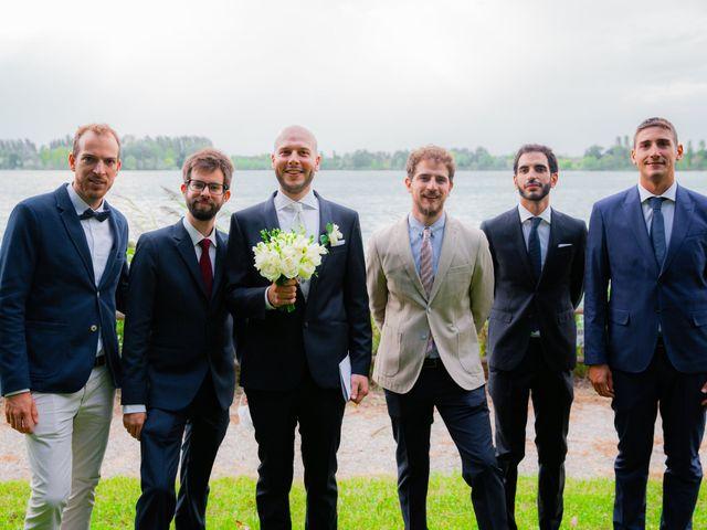 Il matrimonio di Andrea e Giulia a Ferrara, Ferrara 45