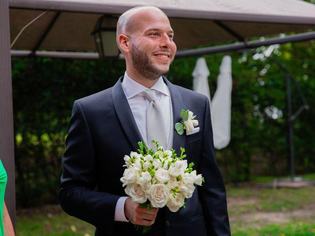 Il matrimonio di Andrea e Giulia a Ferrara, Ferrara 46