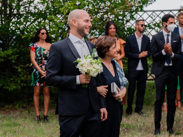 Il matrimonio di Andrea e Giulia a Ferrara, Ferrara 47