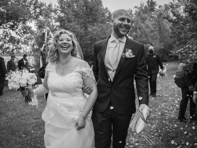 Il matrimonio di Andrea e Giulia a Ferrara, Ferrara 55