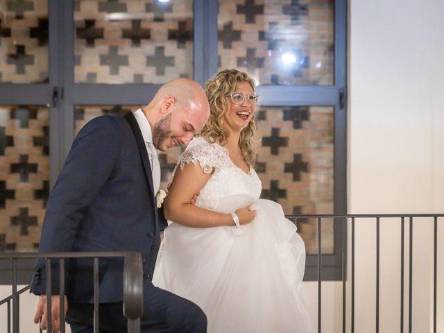 Il matrimonio di Andrea e Giulia a Ferrara, Ferrara 69