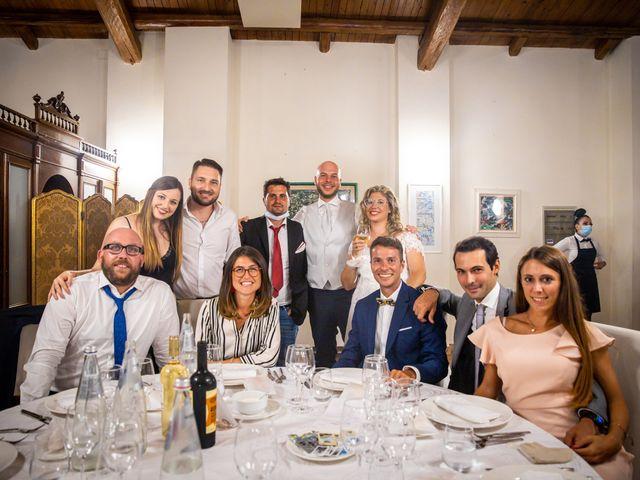 Il matrimonio di Andrea e Giulia a Ferrara, Ferrara 74