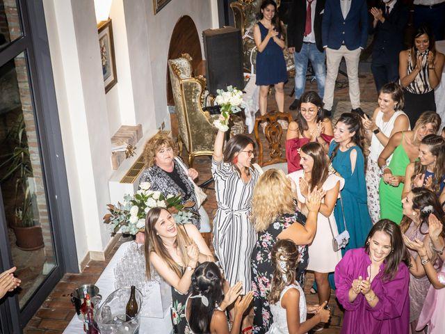 Il matrimonio di Andrea e Giulia a Ferrara, Ferrara 78