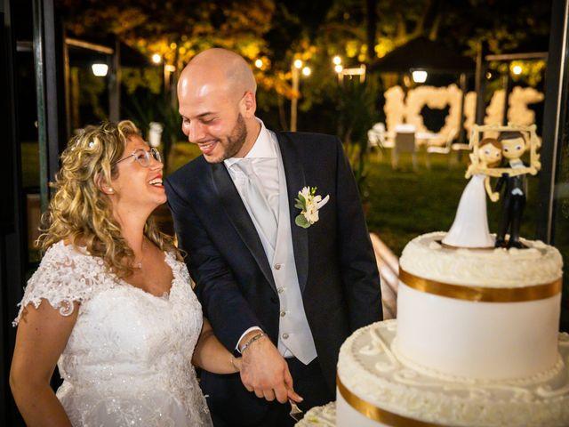 Il matrimonio di Andrea e Giulia a Ferrara, Ferrara 93