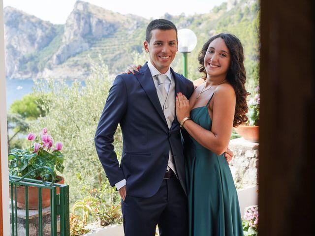 Il matrimonio di Federica e Dario a Sorrento, Napoli 9