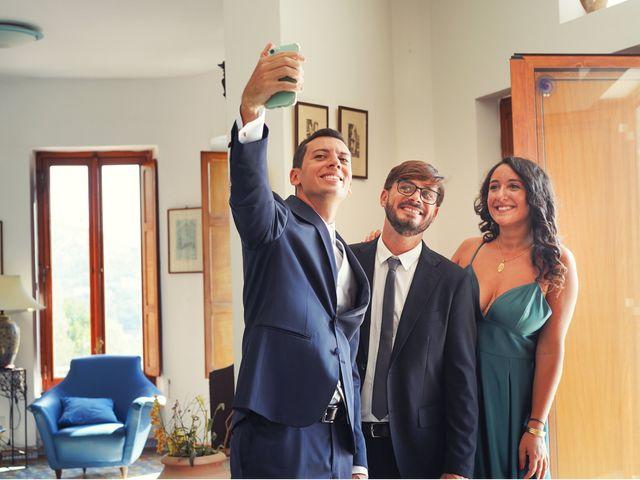 Il matrimonio di Federica e Dario a Sorrento, Napoli 19