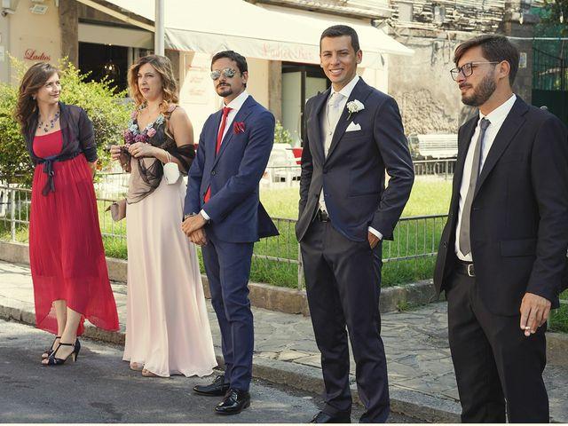 Il matrimonio di Federica e Dario a Sorrento, Napoli 21