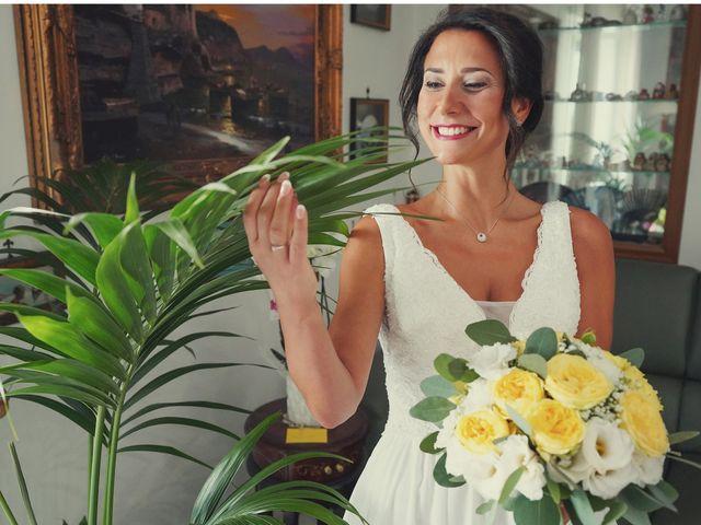 Il matrimonio di Federica e Dario a Sorrento, Napoli 22