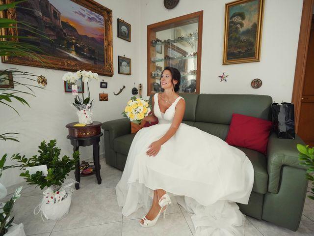 Il matrimonio di Federica e Dario a Sorrento, Napoli 23
