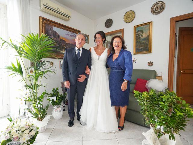 Il matrimonio di Federica e Dario a Sorrento, Napoli 24