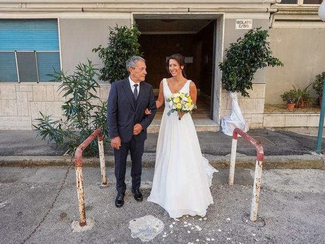 Il matrimonio di Federica e Dario a Sorrento, Napoli 25