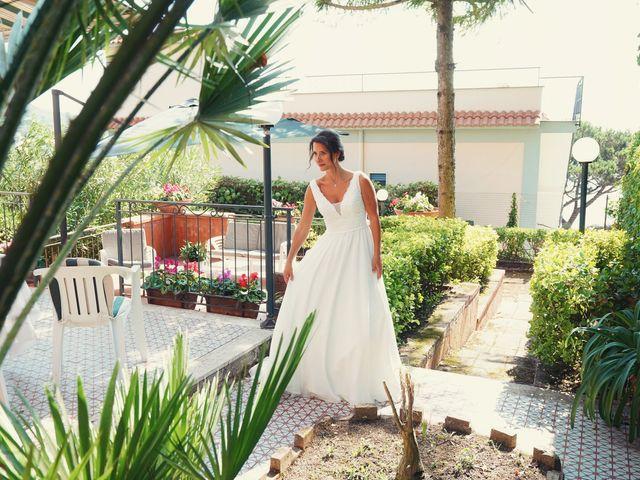 Il matrimonio di Federica e Dario a Sorrento, Napoli 26