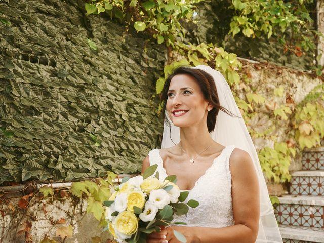 Il matrimonio di Federica e Dario a Sorrento, Napoli 33