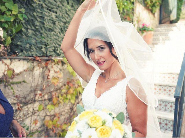 Il matrimonio di Federica e Dario a Sorrento, Napoli 35