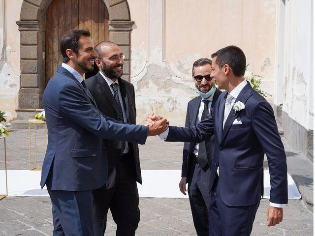 Il matrimonio di Federica e Dario a Sorrento, Napoli 37