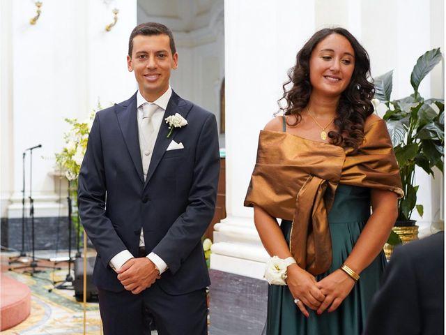 Il matrimonio di Federica e Dario a Sorrento, Napoli 38